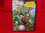 Disney Golf (Sony PlayStation 2, 2002)